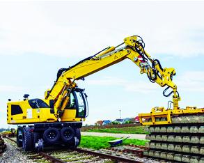Track Repairing