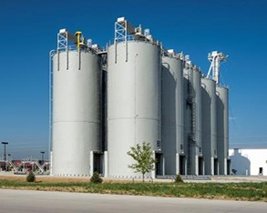 Bolted Panel Silo